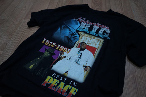Biggie Smalls Rip shirt