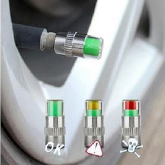 Pressure Monitor Alert Valve Cap $7.11 - God Degree Clothing And Accessories - GD's
