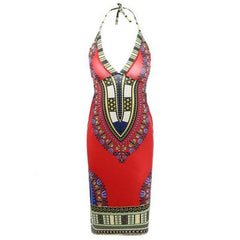 Bodycon Halter Dress $24.01 - God Degree Clothing And Accessories™® - GD's™®