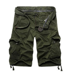 Casual Loose Fit Color Cargo Shorts $29.01 - God Degree Clothing And Accessories™® - GD's™®