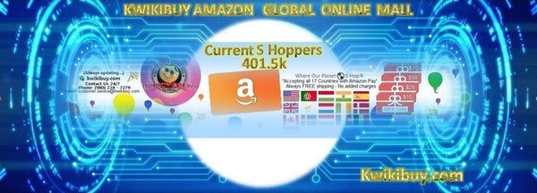 About Us - Kwikibuy Amazon Global Online S Hopping Mall® Why do we call our company Kwikibuy? Our aim is to process your order quick... ...to get you what you want, as quick