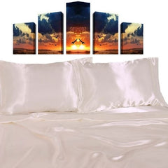 Quality Satin Sheet Sets $20.17 & Up - God Degree Clothing And Accessories - GD's