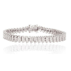 Diamond Accent Tennis Bracelet $199.01 - God Degree Clothing And Accessories™® - GD's™®