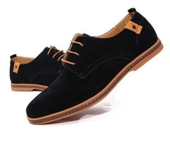 Breathable British Leather Shoes $69.99 - God Degree Clothing And Accessories