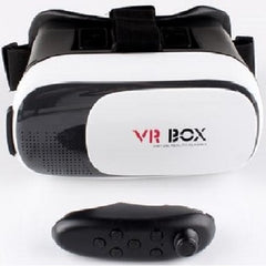 Virtual Reality Lens Helmet 3D Glasses with Remote $39.01 - God Degree Clothing And Accessories - GD's