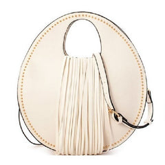 Rock Chic Satchel White - Kwikibuy™®