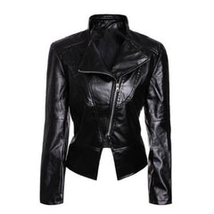 Stylish Leather Jacket  $49.01 - God Degree Clothing & Accessories - GD's