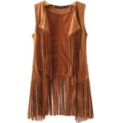Fringe Vest $27.01 - God Degree Clothing And Accessories - GD's