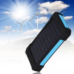 USB Portable Dual Solar Charger $14.01 & Up - God Degree Clothing And Accessories™® - GD's™®