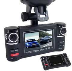Dual Lens Dash Cam with Night Vision  $59.11 - God Degree Clothing And Accessories - GD's