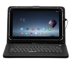 "iRULU New 10.1"" Android 5.1 Lollipop Tablet PC 8 GB/16 GB Quad Core GMS With Fashion Keyboard Case $99.99 - God Degree Clothing And Accessories"