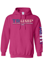 Load image into Gallery viewer, Trump Make America Even Greater 2020 Hoodie (Hot Pink)  - Kwikibuy Amazon Global