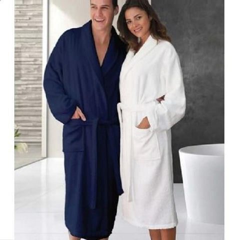 Herringbone Textured Plush Robe $29.99 - Kwikibuy.com™®