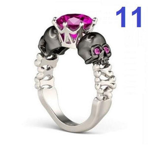 925 Sterling Silver Skull Ring  - Kwikibuy Amazon Global