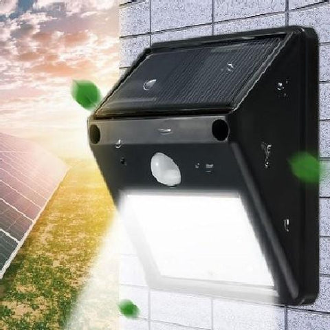 Solar Powered Waterproof & Motion Sensor Outdoor Security Light $14 - Kwikibuy.com™® Official Site