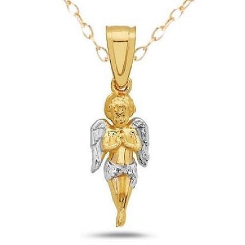 14K Solid Gold Symbolic Pendants Buy One for $189.01 - God Degree Clothing And Accessories™® - GD's™®