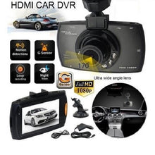 Load image into Gallery viewer, G-Sensor Night Vision Dash Cam  - Kwikibuy Amazon Global