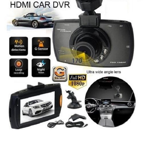 G-Sensor Night Vision Dash Cam | Kwikibuy Amazon | United States | Auto accessories | video | electronics |