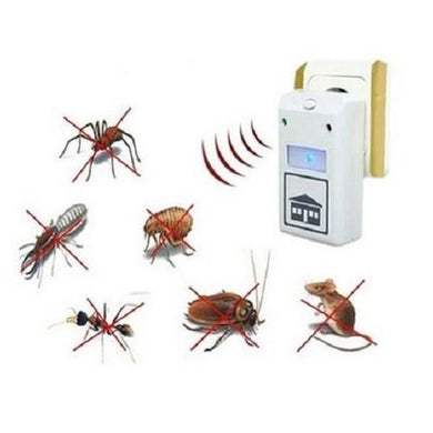 Ultrasonic Electronic Deinsectization Device  - Kwikibuy Amazon Global