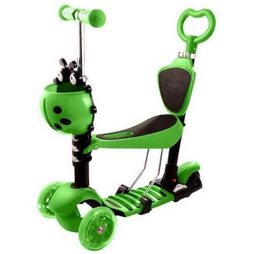 🍀 LED 3 Wheel Kick Scooter (3 Colors)  - Kwikibuy Amazon Global