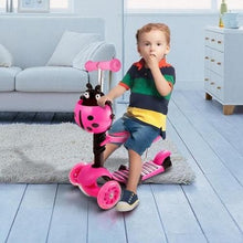 Load image into Gallery viewer, 🍀 LED 3 Wheel Kick Scooter (3 Colors)  - Kwikibuy Amazon Global