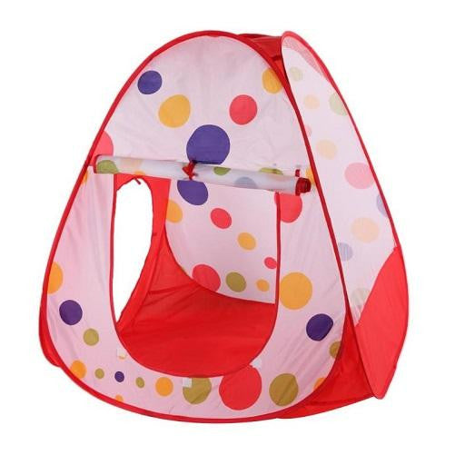 3 in 1 Ocean Ball Tunnel Play Tent (Red Tent) | Kwikibuy Amazon | United States