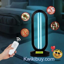 Load image into Gallery viewer, 50W Bactericidal Ultraviolet Lamp - Kwikibuy Amazon Global Online S Hopping Mall Function: Clean air: Can break down tiny substances in the air;