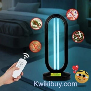 50W Bactericidal Ultraviolet Lamp - Kwikibuy Amazon Global Online S Hopping Mall Function: Clean air: Can break down tiny substances in the air;