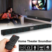 Load image into Gallery viewer, 50 Watt Home Theater Super Bass Surround Sound Bar Speakers  - Kwikibuy Amazon Global