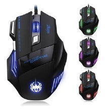 Load image into Gallery viewer, 🍀 Pro Gamer *7) Button Gaming Mouse  - Kwikibuy Amazon Global