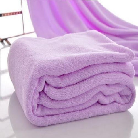 Absorbent Microfiber Bath & Beach Towels  - Kwikibuy Amazon Global