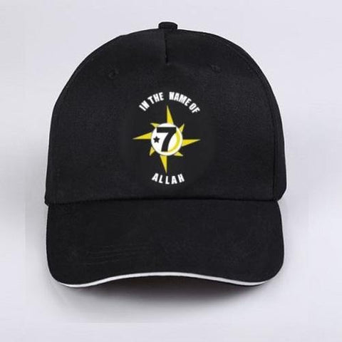 *7) Baseball Cap (N.G.E.) (Customized Black) | Kwikibuy Amazon | United States