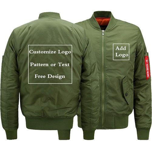 *7) GodBody Flight Jacket (Green) | Kwikibuy Amazon | United States