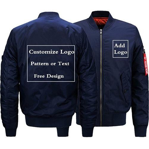 *7) GodBody Flight Jacket (Dark Blue) | Kwikibuy Amazon | United States