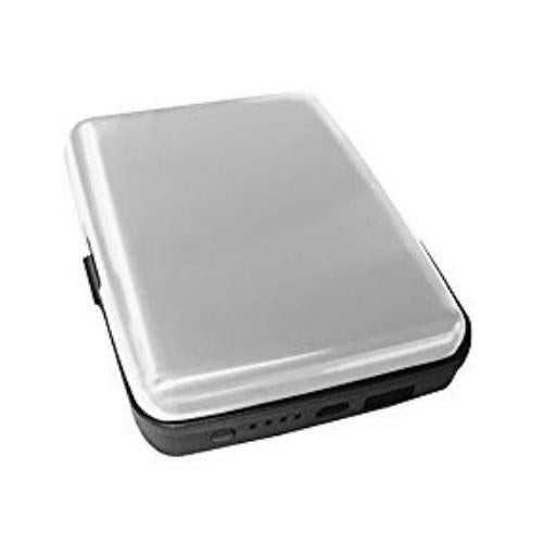 Phone Charging Wallet with RFID Blocking $24.99 Silver - Kwikibuy.com™®