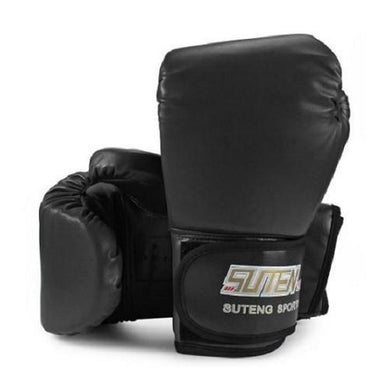 Boxing Gloves (Black)  - Kwikibuy Amazon Global