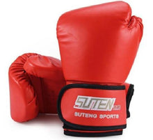 Load image into Gallery viewer, Boxing Gloves (Black)  - Kwikibuy Amazon Global