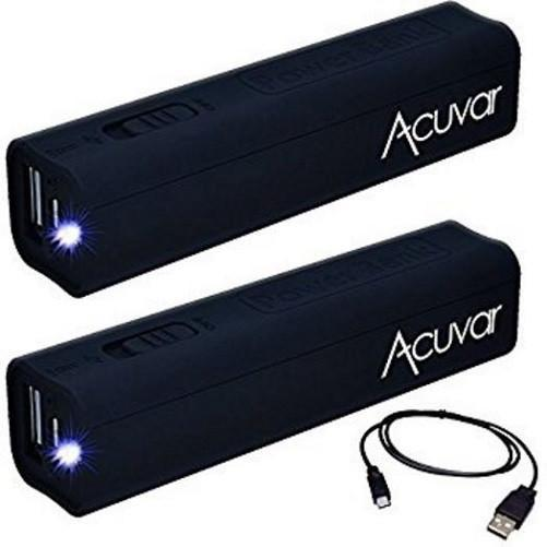 USB Portable Backup Battery Charger with Built in Flash Light 2 for $16.99 - Kwikibuy.com™®