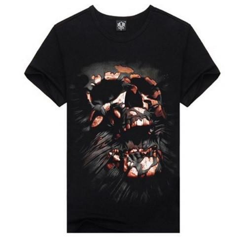 Agony Skull 3-D Printed T-Shirts | Kwikibuy Amazon | United States