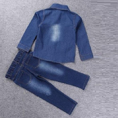 Boy's Denim Outfit  - Kwikibuy Amazon Global