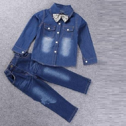 Denim Outfits $24.01 - God Degree Clothing And Accessories - GD's