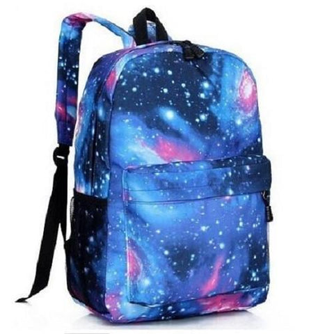 Galaxy Backpack (Blue)  - Kwikibuy Amazon Global