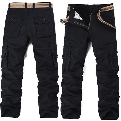 Big-Pockets-Cargo-Pants-Black  - Kwikibuy Amazon Global