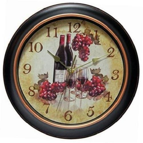 Wall Clock Safe $29.99 Black - Kwikibuy.com Decor™®