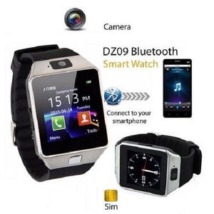 Smart Watch Camera Phone (Black)  - Kwikibuy Amazon Global