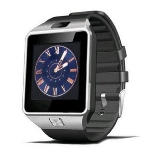 Bluetooth Smart Watch Phone & Camera (Silver) - Kwikibuy.com Official Site©