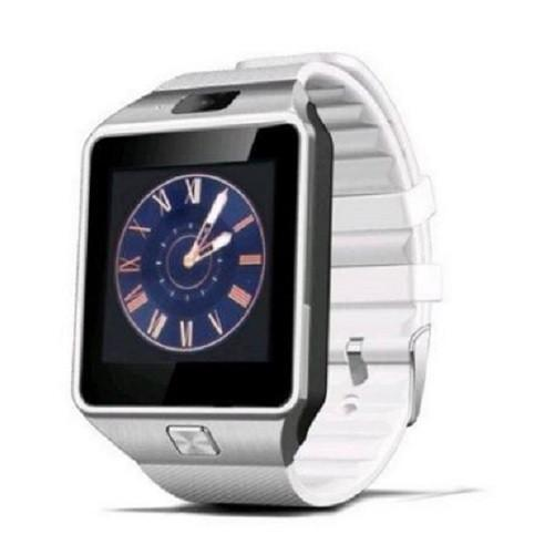 Bluetooth Smart Watch Phone & Camera (White) - Kwikibuy.com Official Site©