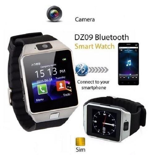 Bluetooth Smart Watch Phone & Camera (3 Colors) - Kwikibuy.com Official Site©