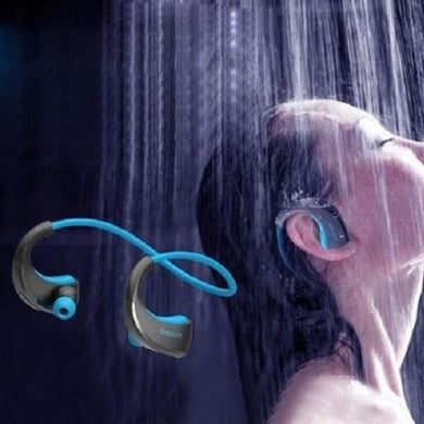 Sport-Waterproof-Headphones-Wireless-Bluetooth-Blue  - Kwikibuy Amazon Global
