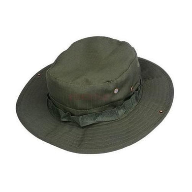 Military-Boonie-Bucket-Drawstring-Hat-Army-Green  - Kwikibuy Amazon Global